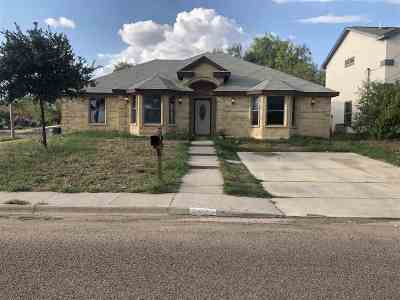 Laredo Single Family Home For Sale: 2520 Ventura St