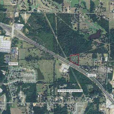 Longview Residential Lots & Land For Sale: Loop 281