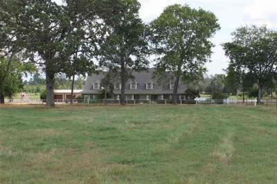 Marshall Single Family Home For Sale: 12050 S Us Highway 59