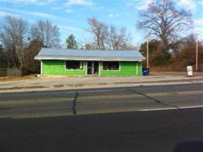 Gladewater TX Commercial For Sale: $60,000