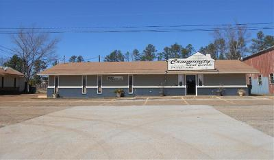 Henderson Commercial For Sale: 802 W Hwy. 64