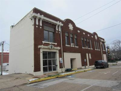 Harrison County Commercial For Sale: 109 E Rusk