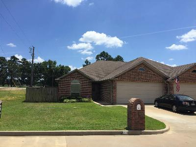 Kilgore Condo/Townhouse For Sale: 301 Danville