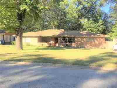 kilgore Single Family Home For Sale: 2501 Redbud