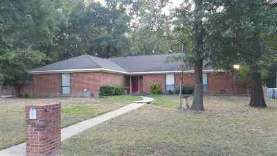 White Oak Single Family Home For Sale: 508 Brookhollow