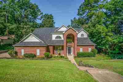 Gladewater Single Family Home For Sale: 1621 E Lake Drive