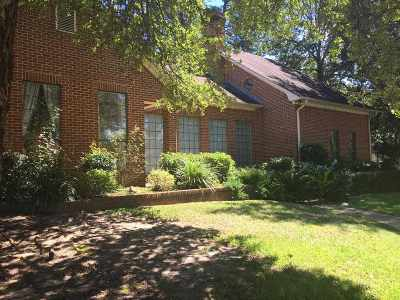 Single Family Home For Sale: 1200 Ridgeview Ln