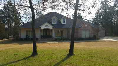 Gilmer Single Family Home For Sale: 4947 Carly Lane