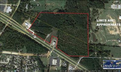 Longview Residential Lots & Land For Sale: 50 Ac E Loop 281
