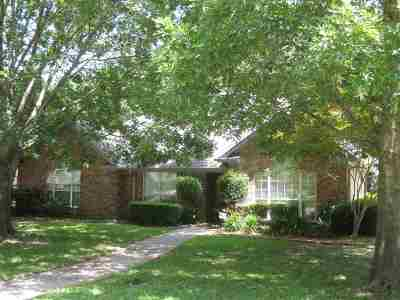 Single Family Home For Sale: 3808 Holly Ridge Drive