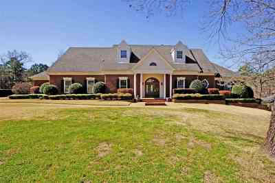 Longview Single Family Home For Sale: 101 Deer Run Trail