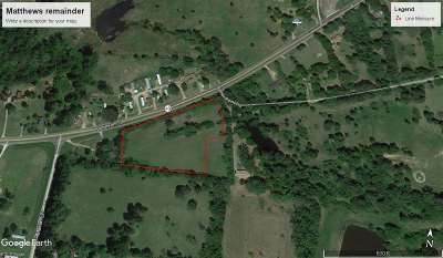 Tatum TX Residential Lots & Land For Sale: $100,000
