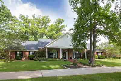 Longview Single Family Home For Sale: 1271 W Bar K Ranch Rd