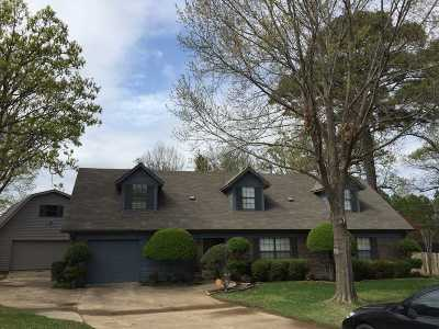 Longview TX Single Family Home Sold: $218,000