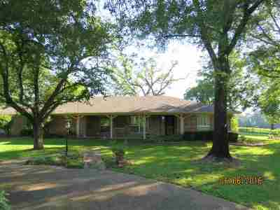 Gilmer Single Family Home For Sale: 5308 Fm 852