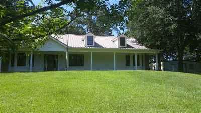 Gilmer Single Family Home For Sale: 8162 Mockingbird Road