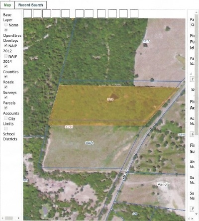Panola County Residential Lots & Land For Sale: Tbd Fm 1971