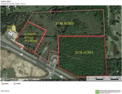 Longview Residential Lots & Land For Sale: 20 Ac E Loop 281