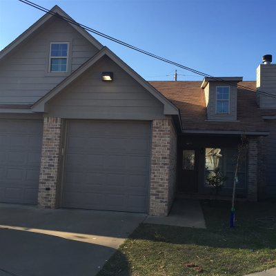 Longview Single Family Home For Sale: 1203 Silver Spur