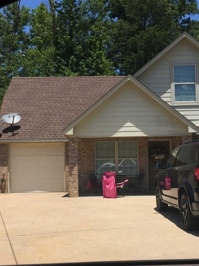 Longview Single Family Home For Sale: 1206 Silver Spur