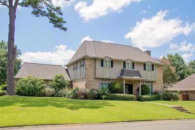 Kilgore Single Family Home Active, Option Period: 6 Rim Road