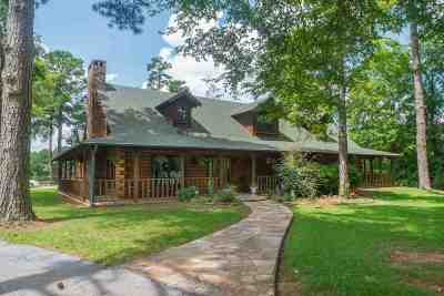 Single Family Home For Sale: 1813 S Lake Harris Rd