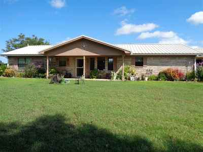 Diana Single Family Home For Sale: 10625 Mallard Road
