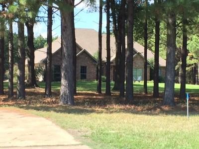 Gilmer Single Family Home For Sale: 3514 Fm 726 South