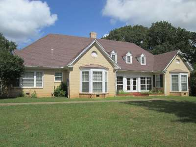 Gladewater Single Family Home For Sale: 25519 Country Club Rd