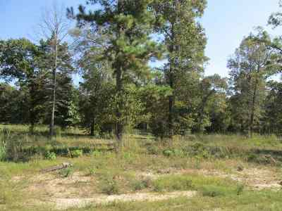 Gladewater Residential Lots & Land For Sale: Lot 30 Willow Creek Ranch Rd