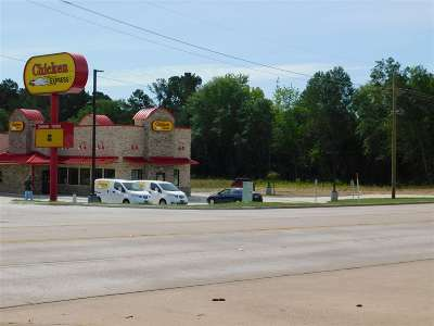 Gilmer Commercial For Sale: Tbd Hwy 271