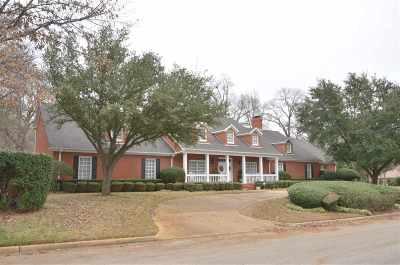 Longview TX Single Family Home For Sale: $479,900