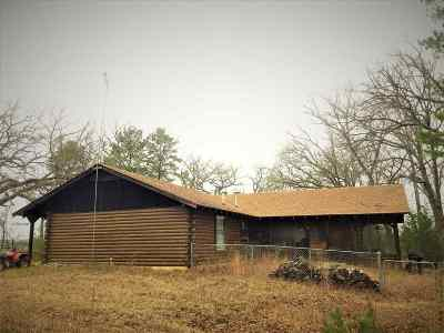 Gilmer Single Family Home For Sale: 5607 Fm 300