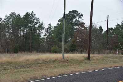 Longview Residential Lots & Land For Sale: Tbd Pine Tree Rd - West Side