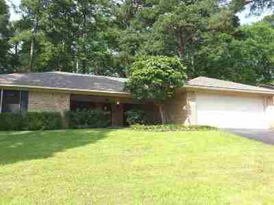 Longview TX Single Family Home For Sale: $114,999