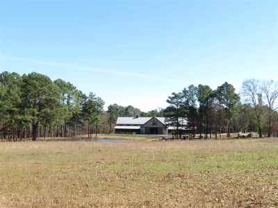 Diana Single Family Home For Sale: 3721 Buie Rd