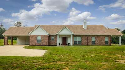 Kilgore Single Family Home Active, Cont Upon Loan Ap: 2700 Mt. Pisgah