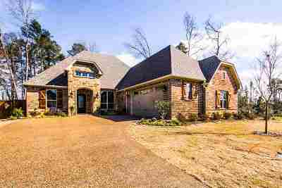 Single Family Home For Sale: 1602 San Augustine
