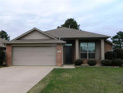 Longview TX Single Family Home For Sale: $199,999