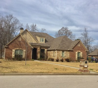 Longview Single Family Home For Sale: 1011 Riverwood