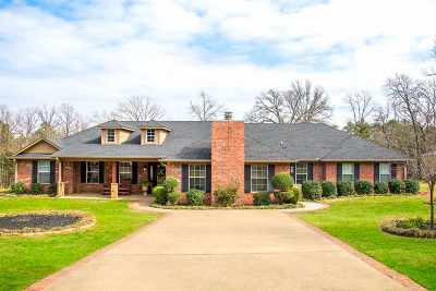 Longview Single Family Home For Sale: 782 Hickory Hill
