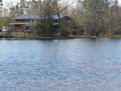 Single Family Home For Sale: 121 County Road 263