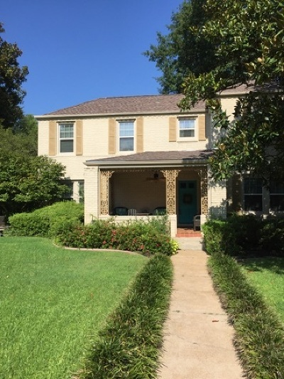 Longview Single Family Home For Sale: 815 N Seventh Street