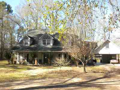 Hallsville Single Family Home For Sale: 931 Acorn Trail