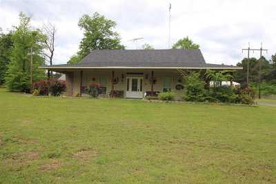kilgore Single Family Home For Sale: 476 Samples Rd.