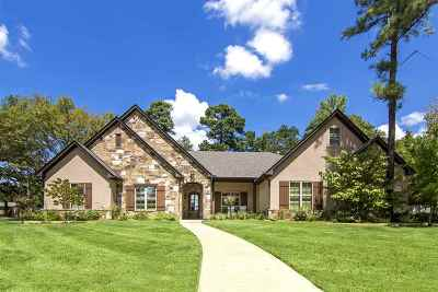 Longview Single Family Home For Sale: 5200 Northcrest Chase