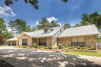 Kilgore Single Family Home For Sale: 3100 Regent