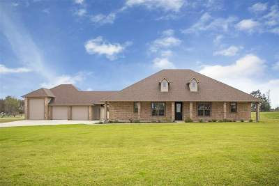 Kilgore Single Family Home Active, Option Period: 105 County Road 1130