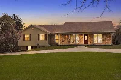 Kilgore Single Family Home Active, Option Period: 448 Hillcrest