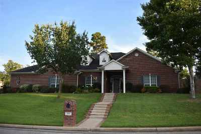 White Oak Single Family Home For Sale: 212 Millridge Ct.